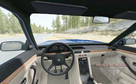 ETK W-Series pour BeamNG Drive