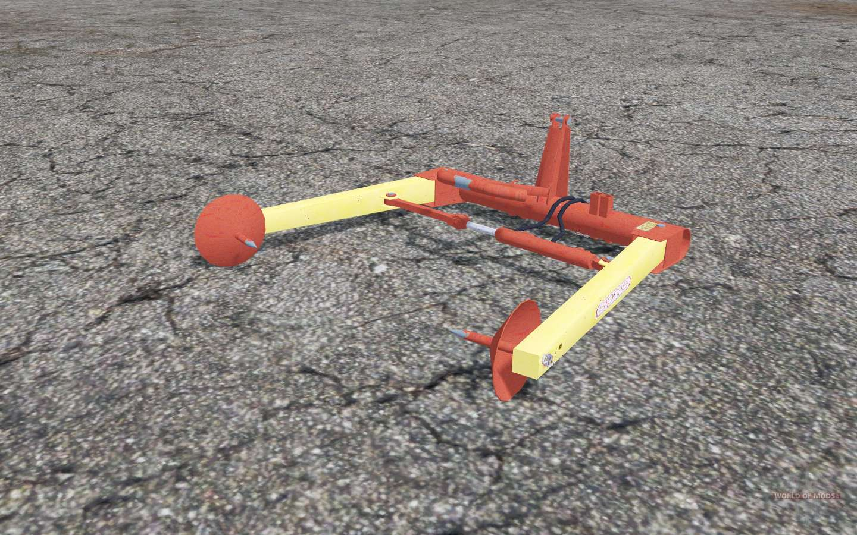 Sipma RZ 700 Rozmaryn für Farming Simulator 2015