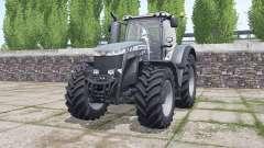 Massey Ferguson 8732 Black Edition