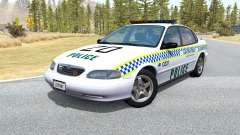 Ibishu Pessima Australian Police