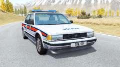 ETK I-Series Police Traffic