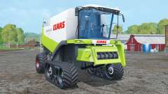 Claas Lexion 560 TerraTrac