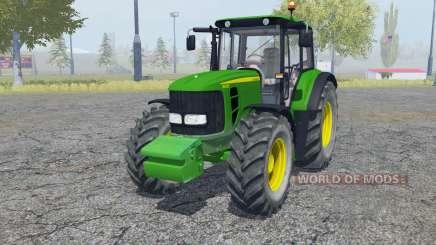 John Deere 6630 2006 pour Farming Simulator 2013