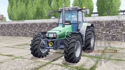 Deutz-Fahr AgroStar 6.38 1990 pour Farming Simulator 2017