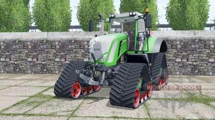 Fendt 933 Vario crawler modules pour Farming Simulator 2017