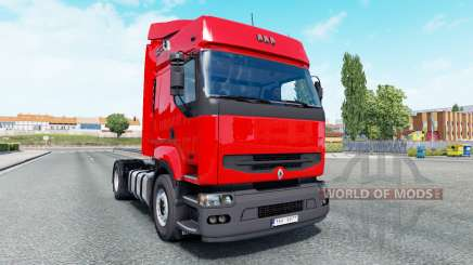 Renault Premium 2006 pour Euro Truck Simulator 2