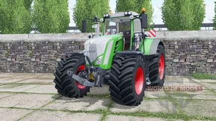 Fendt 824 Vario wheels selection pour Farming Simulator 2017