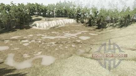 Mongolian Terrain pour MudRunner