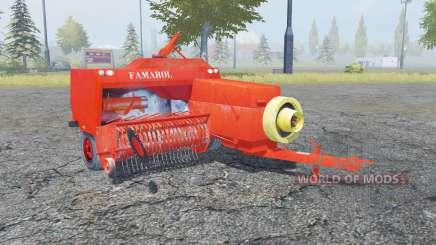 Famarol Ȥ-511 für Farming Simulator 2013