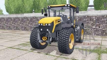 JCB Fastrac 4160 loader mounting pour Farming Simulator 2017