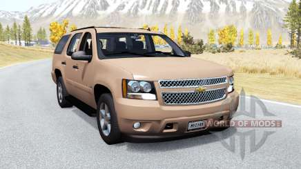 Chevrolet Tahoe (GMT900) pour BeamNG Drive