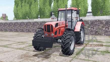 Ursus 1634 with weights für Farming Simulator 2017