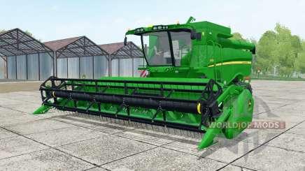 John Deere Ȿ650 pour Farming Simulator 2017