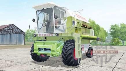 Claas Dominatoᶉ 106 pour Farming Simulator 2017