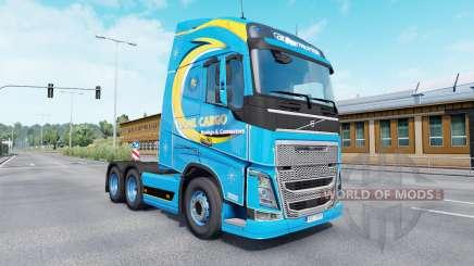 Farbe Roml Ladung auf LKW Volvo für Euro Truck Simulator 2