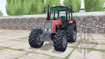 TS 820 Biélorussie pour Farming Simulator 2017
