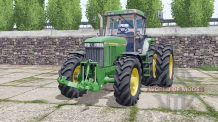 John Deere 7510 pour Farming Simulator 2017
