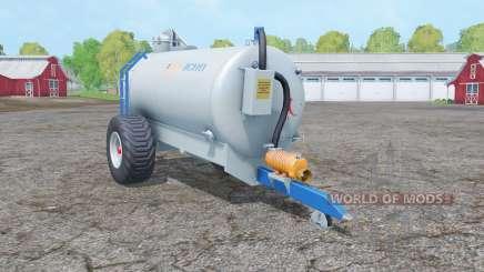 Galucho CG 6000 für Farming Simulator 2015