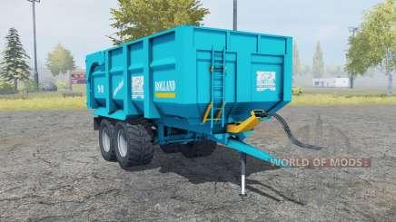 Rolland TurboClassiƈ 20-30 pour Farming Simulator 2013