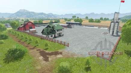 Trakya v8.0 für Farming Simulator 2017