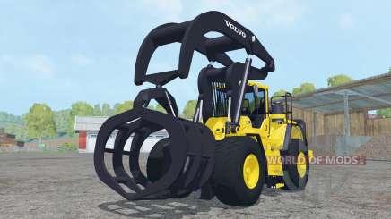 Volvo L180H High-Lift pour Farming Simulator 2015