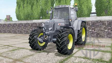 Fendt 818 Vario TMS gray pour Farming Simulator 2017
