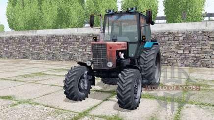 MTZ 82.1 Belaus pour Farming Simulator 2017