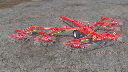 Krone Swadro 2000 v1.3 für Farming Simulator 2015