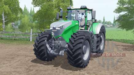 Fendt 1046 Vario dynamic hoses pour Farming Simulator 2017