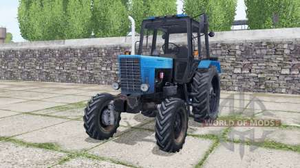 MTZ 82 Biélorussie contrôle interactif pour Farming Simulator 2017
