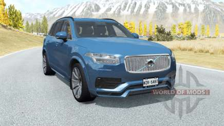 Volvo XC90 T8 R-Design 2016 pour BeamNG Drive