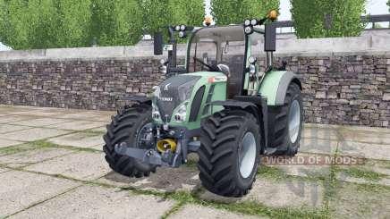 Fendt 714 Vario SCR choice of wheels pour Farming Simulator 2017