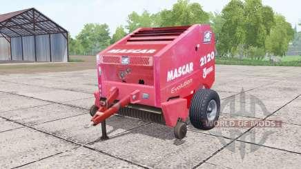 Mascar 2120 Evolution pour Farming Simulator 2017