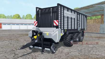 Strautmann Tera-Vitesse CFS 5201 DO black für Farming Simulator 2015