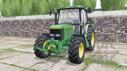 John Deere 6200 pour Farming Simulator 2017
