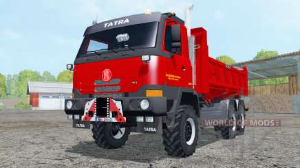Tatra T815-280 S25 TerrNo1 pour Farming Simulator 2015