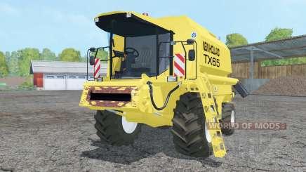 Nouveau Hollanɗ TX65 pour Farming Simulator 2015