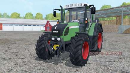 Fendt 312 Vario TMS front loader pour Farming Simulator 2015