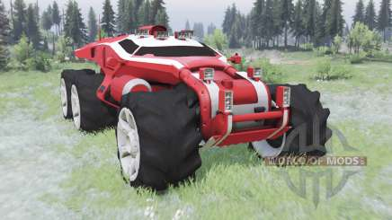 Nomad ND1 pour Spin Tires