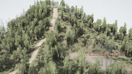 Back Woods - The Flood pour MudRunner