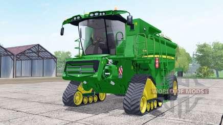 John Deere S680i crawler modules pour Farming Simulator 2017