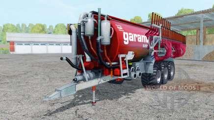Kotte Garant Profi VTR 25.000 für Farming Simulator 2015