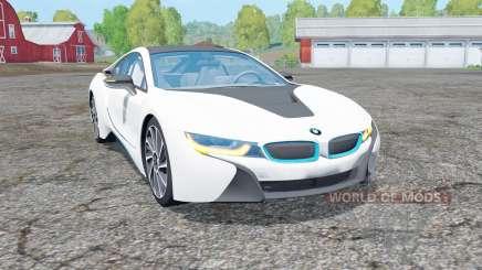 BMW i8 (I12) pour Farming Simulator 2015