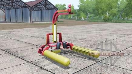 Tanco AutoWrap 1510EH pour Farming Simulator 2017