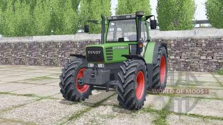 Fendt Favorit 511C Turbomatik animated element pour Farming Simulator 2017