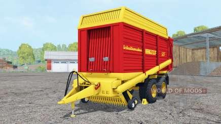 Schuitemaker E.a Ɽapide 125 pour Farming Simulator 2015