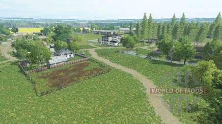 Berezovka v2.1.1 für Farming Simulator 2017