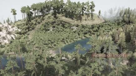 Vert nature pour MudRunner