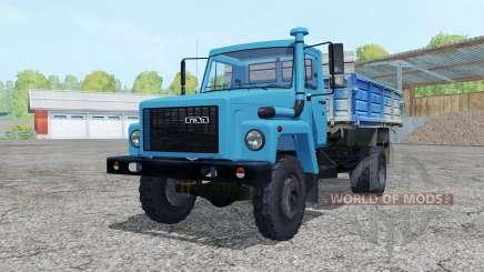 GAZ 33086 Compatriote pour Farming Simulator 2015