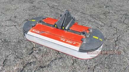 Kuhn PZ 280 F v2.0 pour Farming Simulator 2013